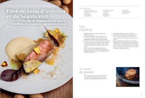 livre de recette de veau d'Aveyron et du Ségala