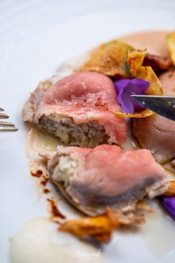 recette de veau d'Aveyron par Cyrile Atrazic